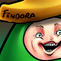 Fendora King by TheLazerSofa