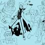 Anime Wall -nubbuka by nubbuka