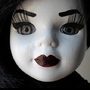 Morticia doll by MimsArt
