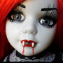 Carmilla doll by MimsArt