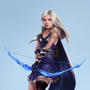 The Frost Archer - Ashe by JCpunkhead