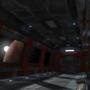 Sci-Fi Hallway by Hellstick