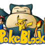Commission- Pokeblock logo by Tikonka