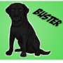 Buster the dog by TheIYouMe