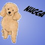 Nugga the dog by TheIYouMe