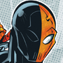 Deathstroke by geogant