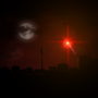 Berlin flare-lighted by Conquestus