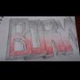 BORN Graffiti Sketch by FullmetalCombine