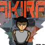 Akira poster by Ardhamon