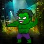Big hulk super selfie by AldrinSy
