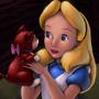 Alice in Wonderland Paint over by Ravish261