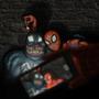 spiderman's group selfie by Koushikchatterjee