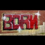BORN Graffiti Blockbuster 1 by FullmetalCombine