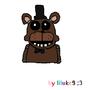 freddy fazbear by lilluke9