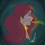 Ariel by CornellArt