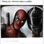Deadpool selfie by DeclanMcDermott97