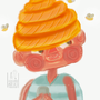 Bee Hat by theblackbx