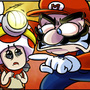 Toad Turnabout by ronnieraccoon