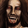 Vampire Jesus by FASSLAYER