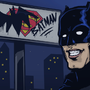 Slow Night in Gotham by maulsmash