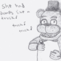 Lovable Freddy by Shawnlabomb
