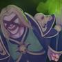 Undead Warlock by Skrikz