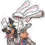 Sam&Max by freaknarf