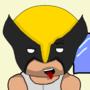 Wolverine is Getting Dressed by andriman3