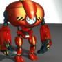 Robot Idle Animation by ShadyDingo