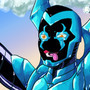 Blue Beetle's Superhero Selfie by PlayStationPortable