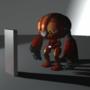 Robot Punch Animation 1 by ShadyDingo