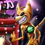 Negakega Kat Background by NegaKega