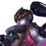 Widowmaker Ass by TheShadling