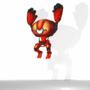 Robot Jump Animation 1 by ShadyDingo