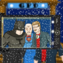 HAPPY NEW YEAR FROM GOTHAM by KOBAANNI