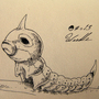 #013_Weedle by Manguinha