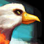 Griffin by ZestyNoodles