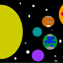 Sol System. by Gorksonic