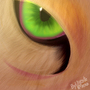 Animal Eye by VirchowMena