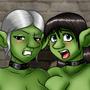 Goblin Sex Slaves by Evil-Rick