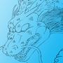 GOKU SUPERSELFIE!! by Malbort