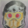 Star Lord - Watercolor by EmuToons