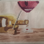 Watercolor Still Life by EmuToons