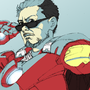 Tony Stark: SuperSelfie by PkBlitz