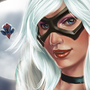 BlackCat Selfie by Ataros