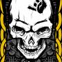 Soy Rock SKull Tshirt by OzynO