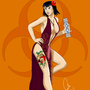 Pin-Up Ada Wong by AlexRod