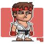 Ryu by ionrayner
