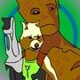 Two Best Friends by Morphman86