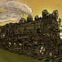 Steam Locimotive by DrawingWithArthuz